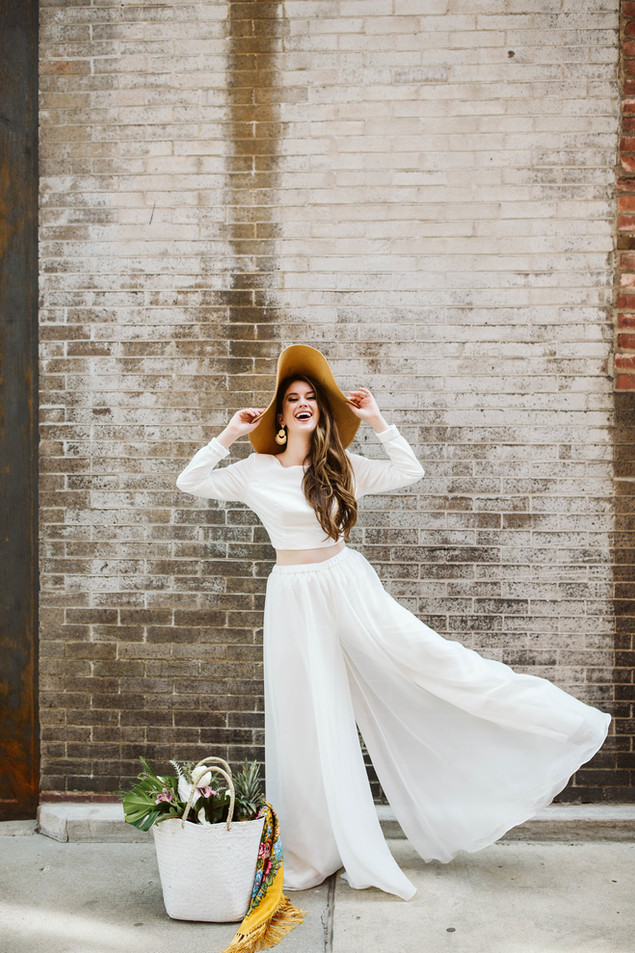 Kansas City Styled Wedding Bridal Inspir