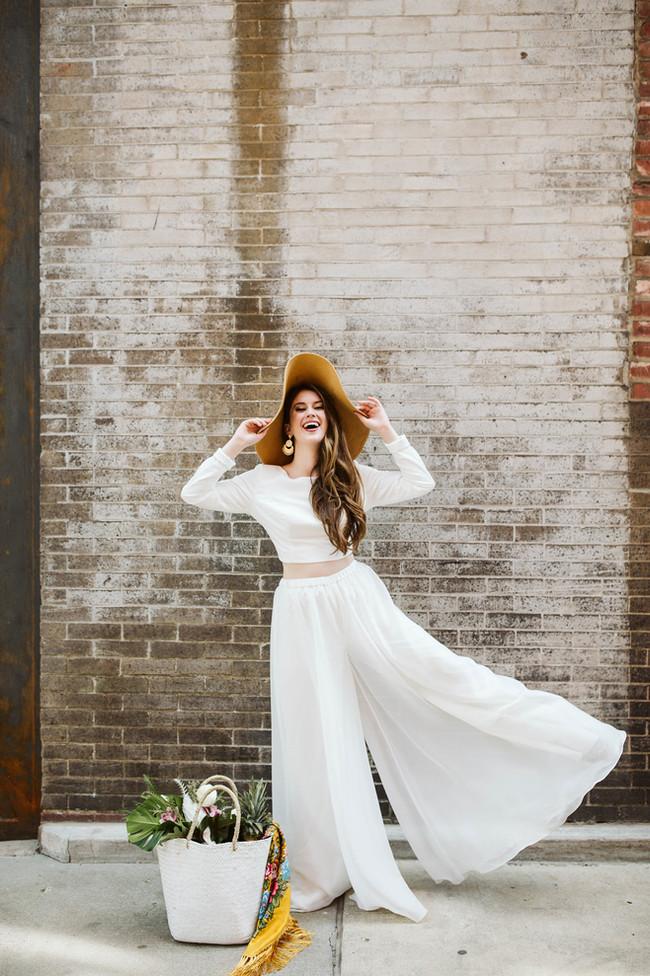 Kansas City Styled Wedding Bridal Inspir
