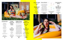ZYNON Magazine Kansas City Fashion Model