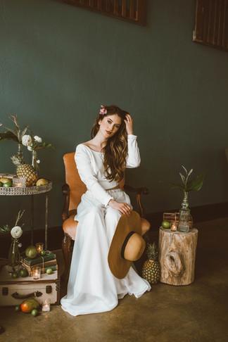 Kansas City Wedding Inspiration Bridal M