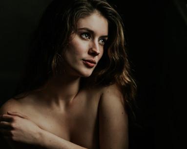 Bella Donna Model Natural Beauty New Jer