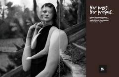 Gothesque Magazine Kansas City Editorial Bella Donna Model