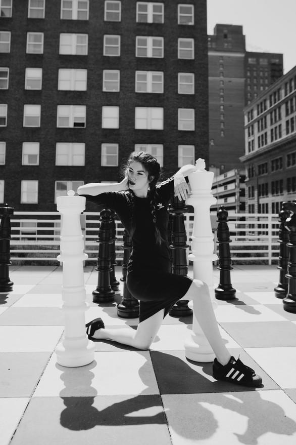 bella donna model kansas city downtown library