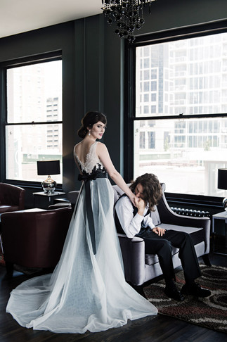 Bridal Model Kansas City Bella Donna Arvest Bank Theatre A Day to Adore