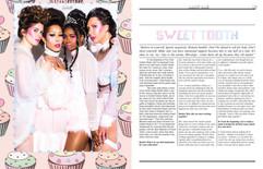 ZYNON magazine bella donna editorial fas