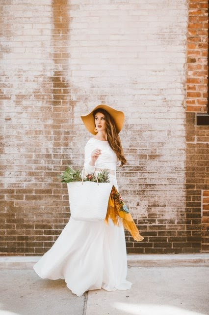Tropical Wedding Photography Kansas City Model Bella Donna The Bold Americana Photography