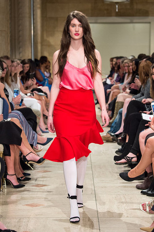 Julia Fischer kansas city fashion week r