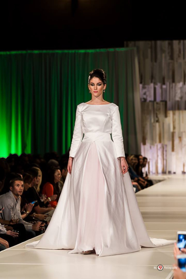 Bella Donna Kansas City Fashion Week Runway Model Bridal.jpg