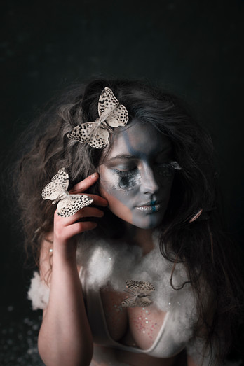 art photography kansas city model bella donna
