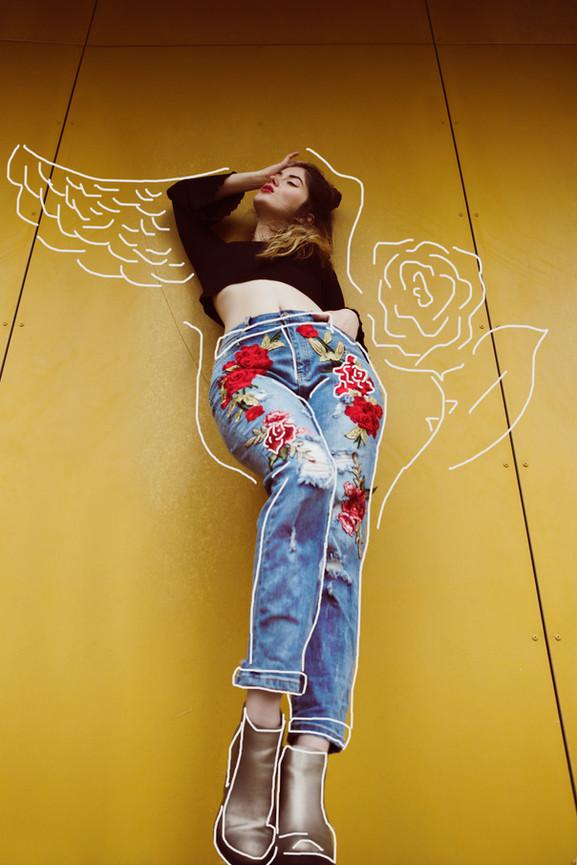 High fashion kansas city model bella donna 4