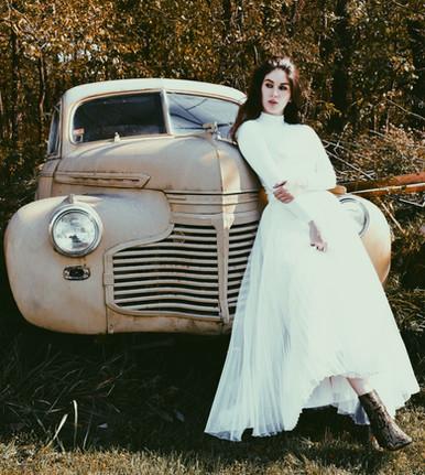 High Fashion Kansas City Model Bella Donna Editorial