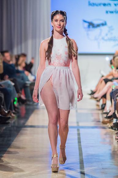 LV Swim Kansas City fashion week runway