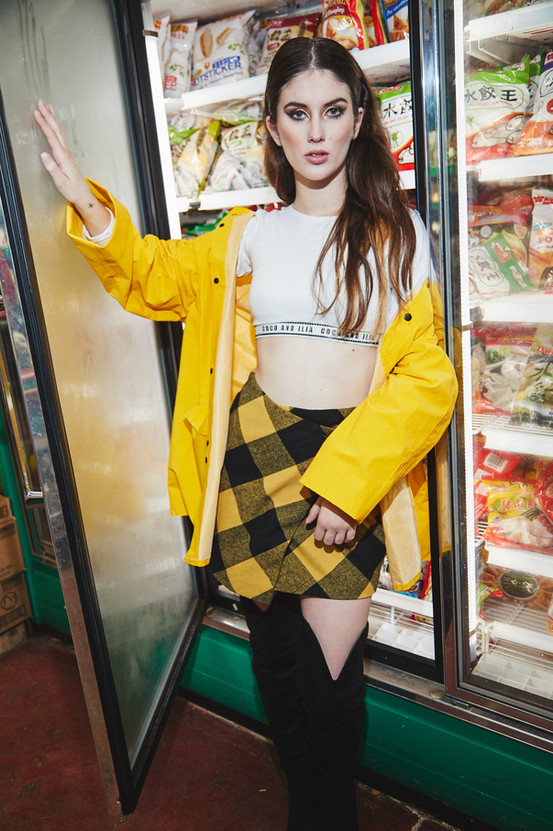 Bella Donna High Fashion Kansas City Model Editorial