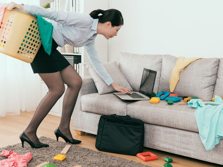 So, you have hired a cleaning service to clean your home... What next?