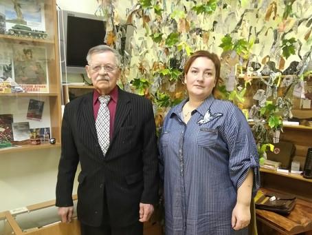 Встреча с Кореловым Валентином Павловичем