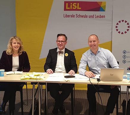LiSL wählt neuen Bundesvorstand
