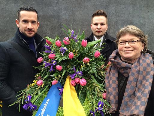 Gedenktag an die im Nationalsozialismus verfolgten Homosexuellen