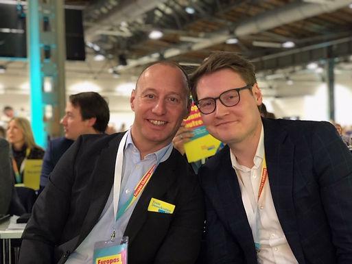 Europaparteitag: Vier LiSL-Mitglieder auf den ersten 16 Plätzen