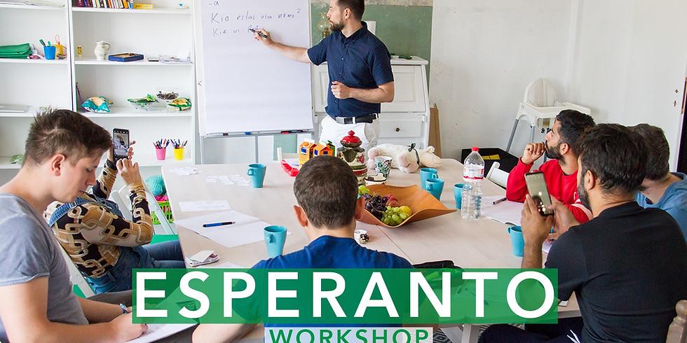 Esperanto-Workshop