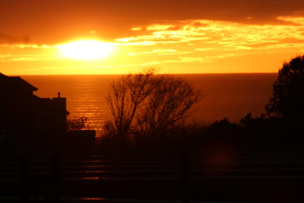 Sunset at Brookings