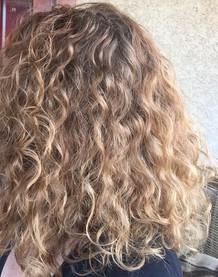 Restorative Hair Tonic Red Curls
