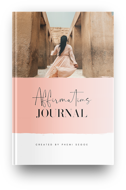 Affirmations Journal
