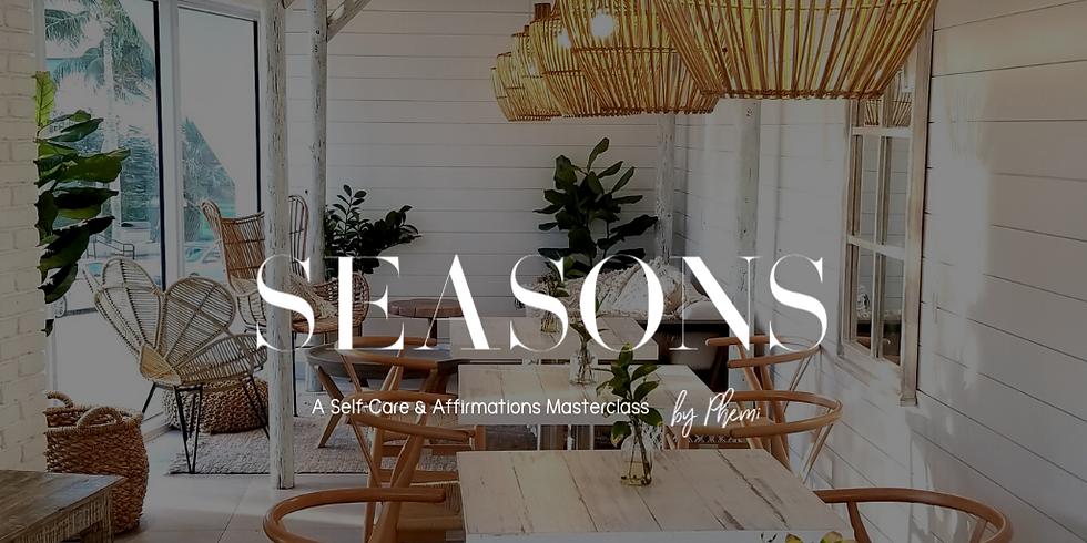 Seasons Masterclass