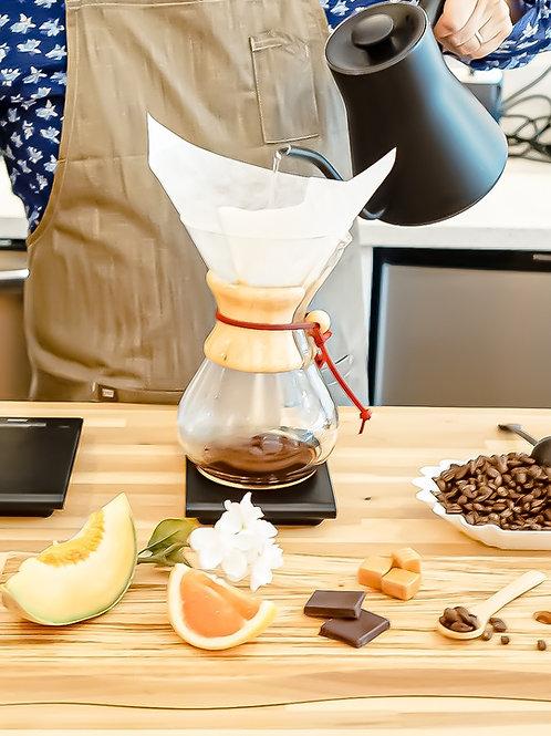Premium Coffee Tasting - All About Pacamara
