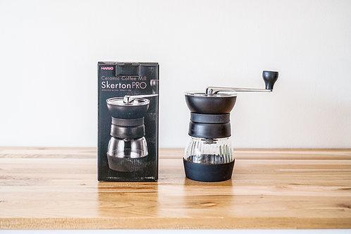 Hario Hand Grinder - Ceramic Coffee Mill Skerton Pro
