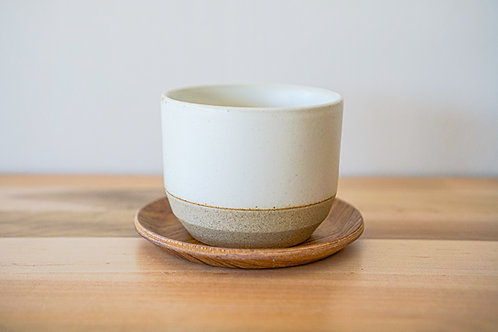 Kinto Ceramic Tea Cup 180ml White