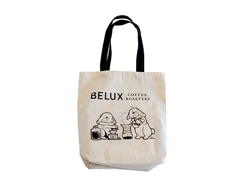 Belux Graphic Canvas Tote