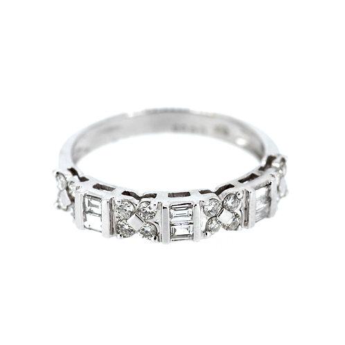 Fancy Diamond Eternity Ring
