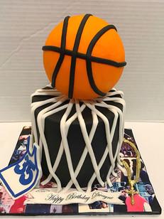he got game movie basketball cake