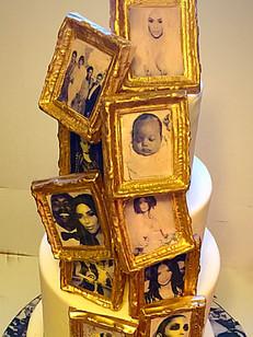kim kardashian cake