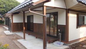 昭和初期建造耐震補強工事