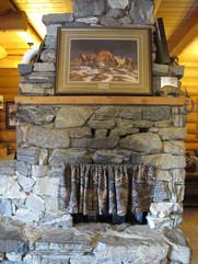 MASSIVE through fireplace Skinner Creek