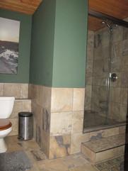 New bathroom downstairs Skinner Creek Ma