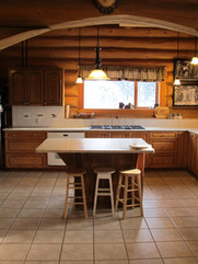 Amssive kitchen Skinner Creek