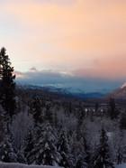Winter at Skinner Creek