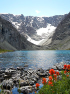 Homathko Lake