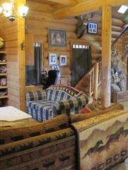 Main floor living room, Skinne rCreek Gu