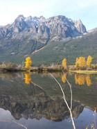 Autumn at Tatlayoko Lake