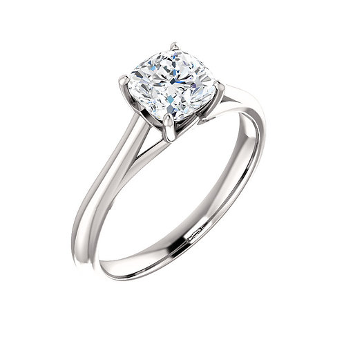 Solitaire Engagement Ring 122047