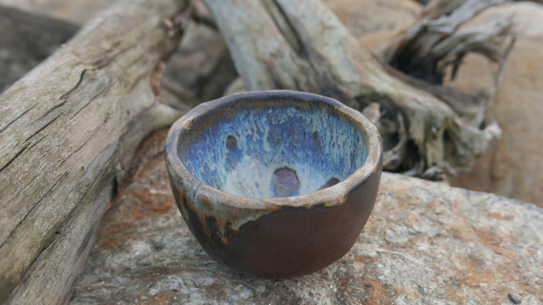 Woodfired Tea Bowl