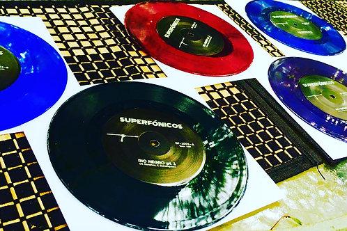 """""""Rio Negro"""" 7"""" Color Vinyl"""