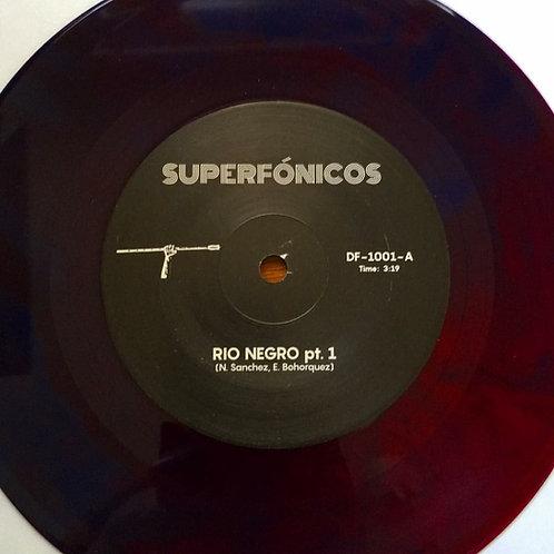 """Rio Negro"" 7"" Vinyl"