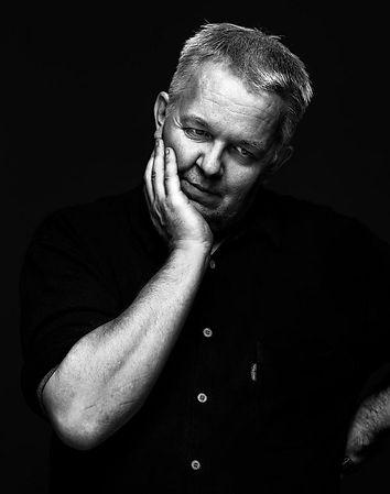 Portraitfoto Renatus Scheibe Schauspieler Meiningen
