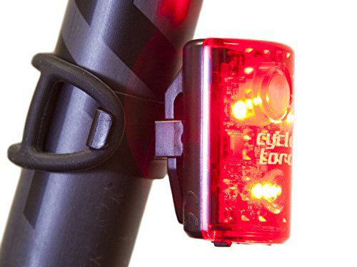 Luz trasera Cycle Torch Microbot LED