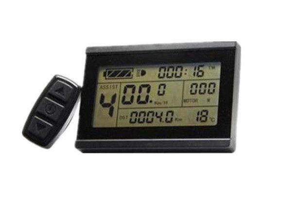 Display LCD 5 Plus ebike Multimarca