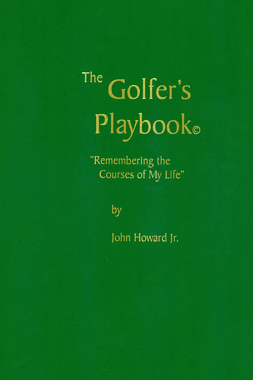 The Golfer's Playbook